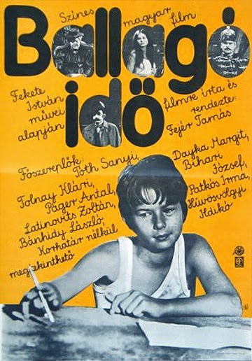 Время взрослеть / Ballagó idö. 1976.