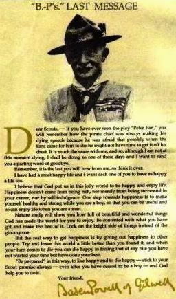 Pesanan Baden Powell