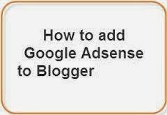 How to put adsense ads on blogger blog : easkme