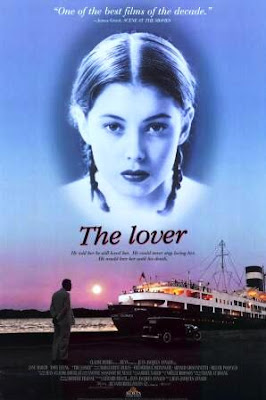 El Amante (L'amant. The Lover)(1992) movie poster pelicula