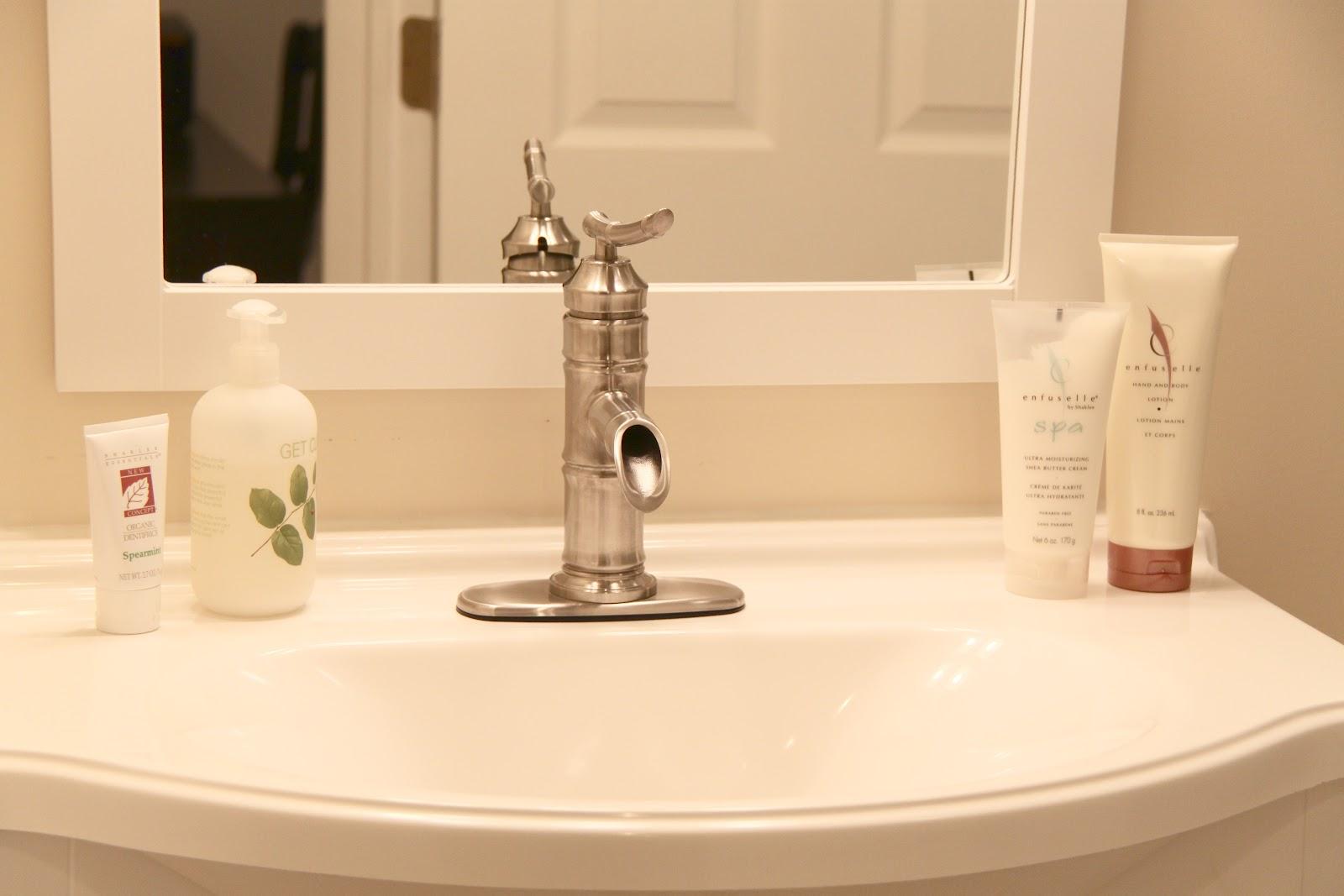 My Basement Bathroom Bonnie Donahue
