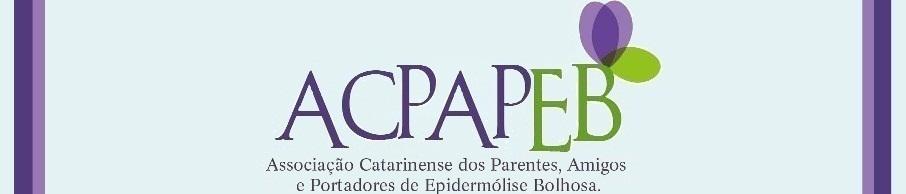 Associação Catarinense dos Parentes, Amigos e Portadores de EB