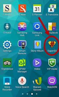 Cara Root Samsung Galaxy Mega 2 SM-G750H