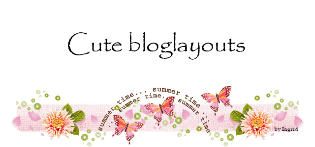 Cute-bloglayouts