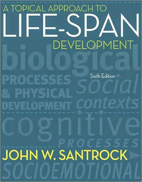 LIFE-SPAN DEVELOPMENT SANTROCK PDF DOWNLOAD