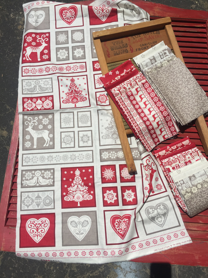 My Red Door Designs Christmas In July