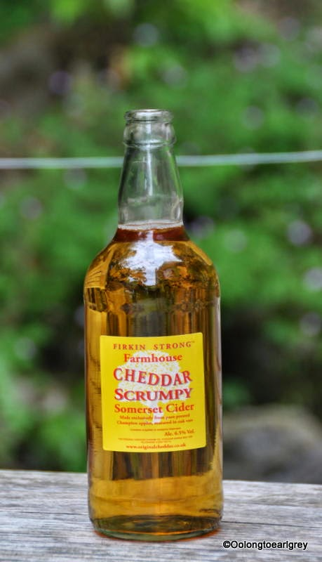 Cheddar Cider, Somerset UK