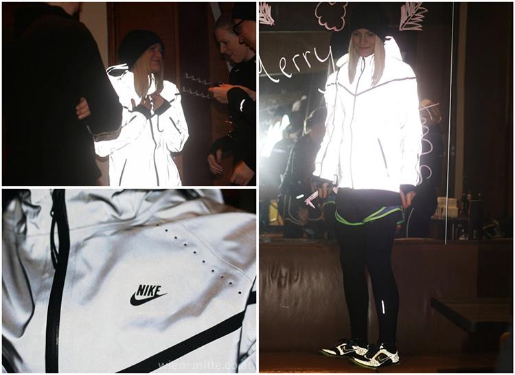 Nike international damen jacke