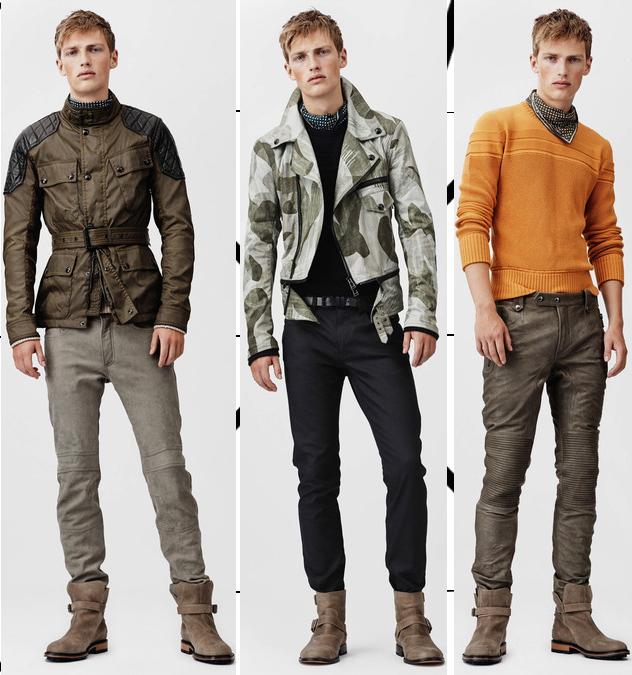 belstaff mens spring 2014 outerwear