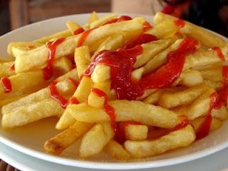 تحذير هام :البطاطس المقلية هى المسئول الأول عن زيادة الوزن فى امركيا