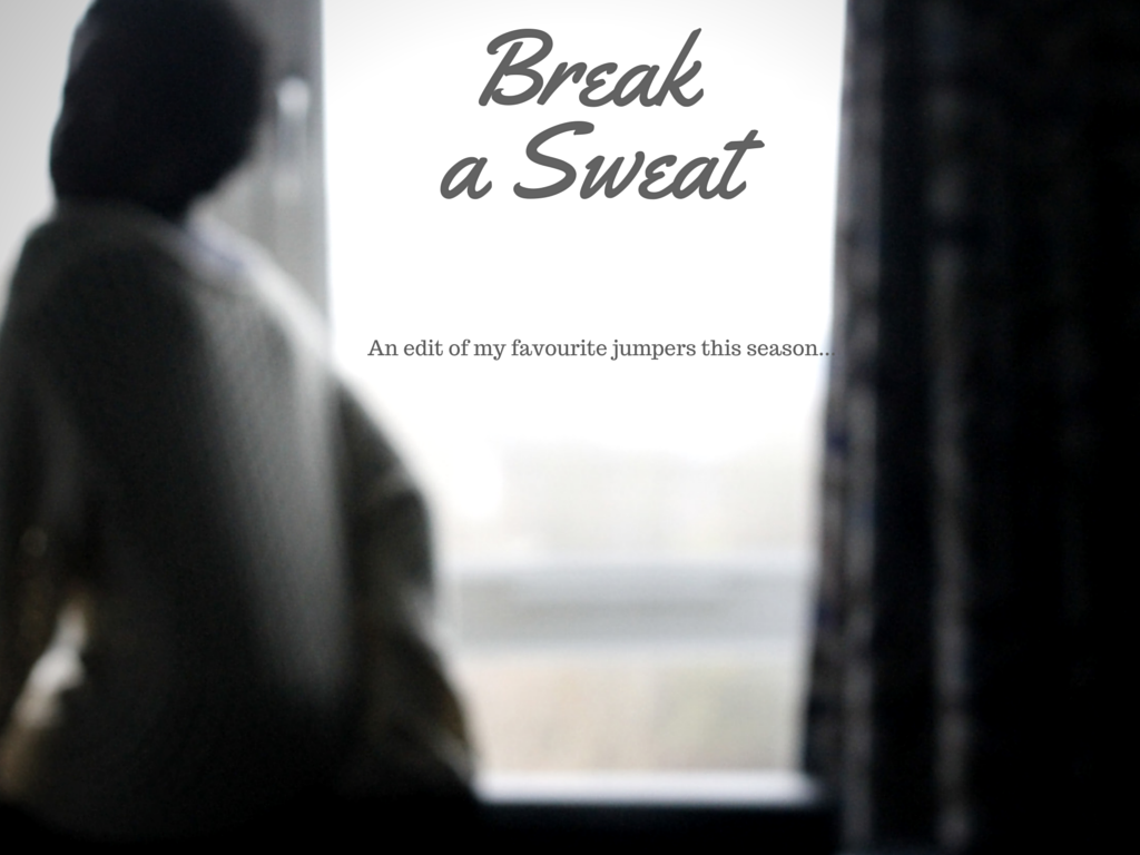 OOTD Editorial: Break a Sweat | Ses Rêveries