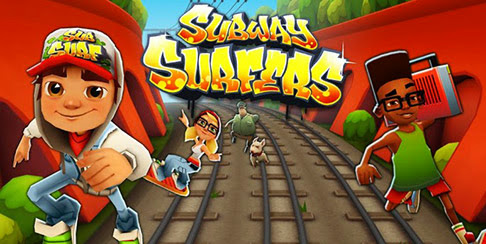 Download Subway Surfers beneficial to PC furthermore MAC