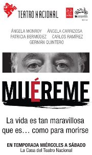 Muereme poster