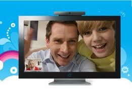 Skype y su salto a la television