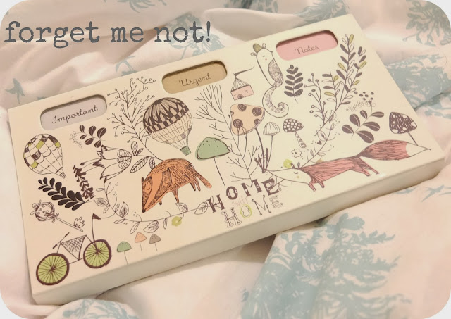The Woodland Stationary Collection at Paperchase on Hello Terri Lowe British lifestyle blog