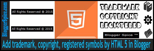 HTML5 code
