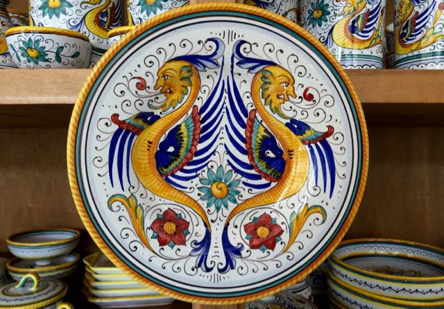 Day Trips from Rome, Ceramic Shopping in Italy