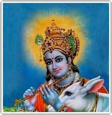 lord krishna mantras