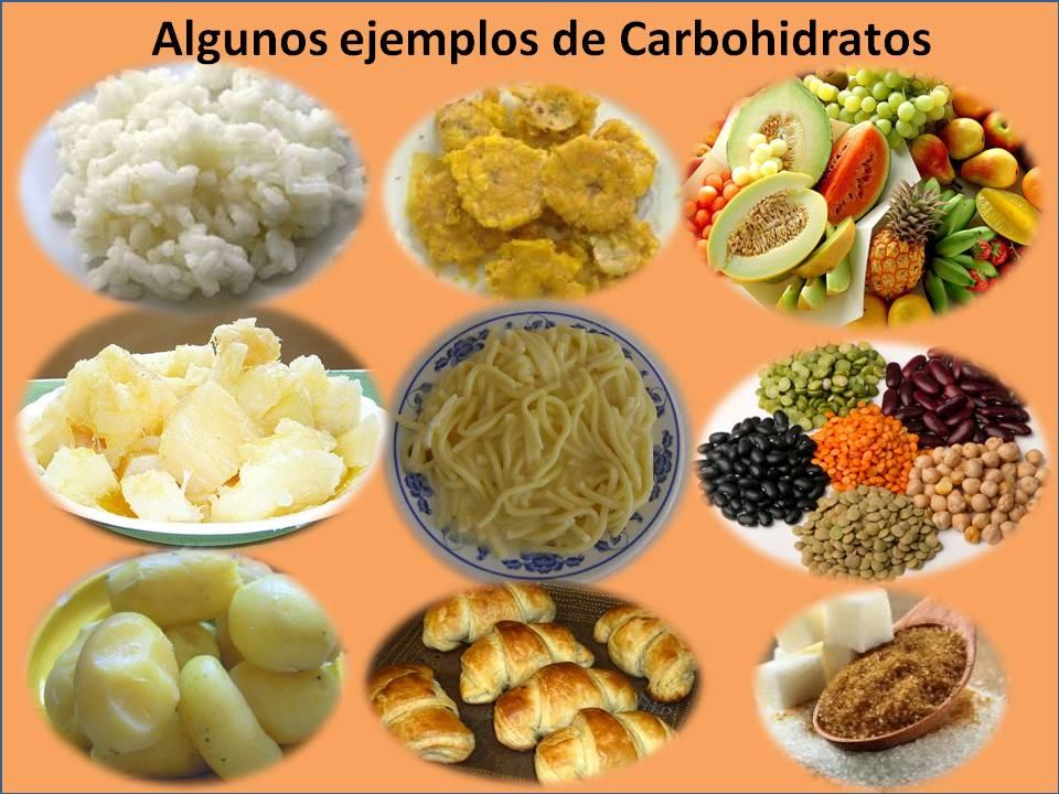 Diabetes tipo 1 ecuador nutriconsejos - Alimentos hidratos de carbono ...