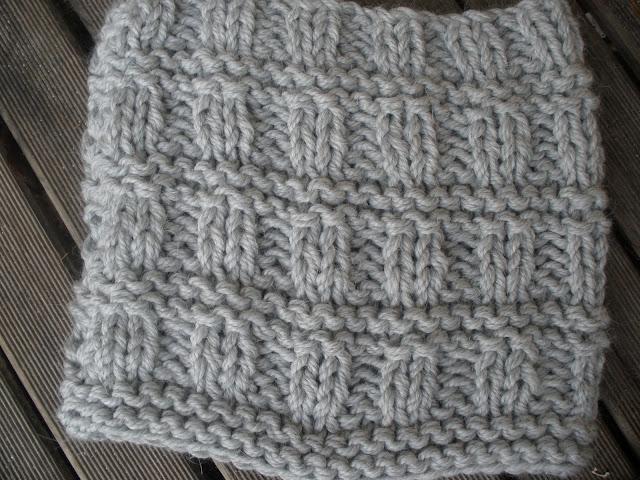 El bosque de lana cuellos grises para chicos frioleros - Bufandas de lana originales ...