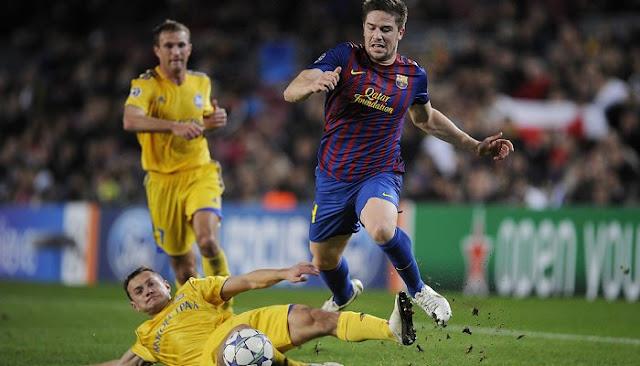 Ver partido Barcelona vs Bate Borisov en vivo