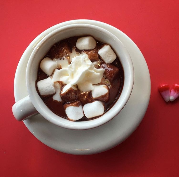 Petite Sweets Unicorn Hot Chocolate