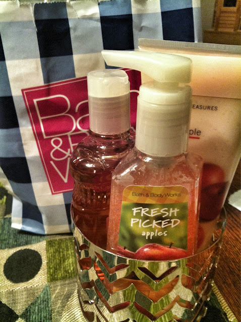 products from bath & body works