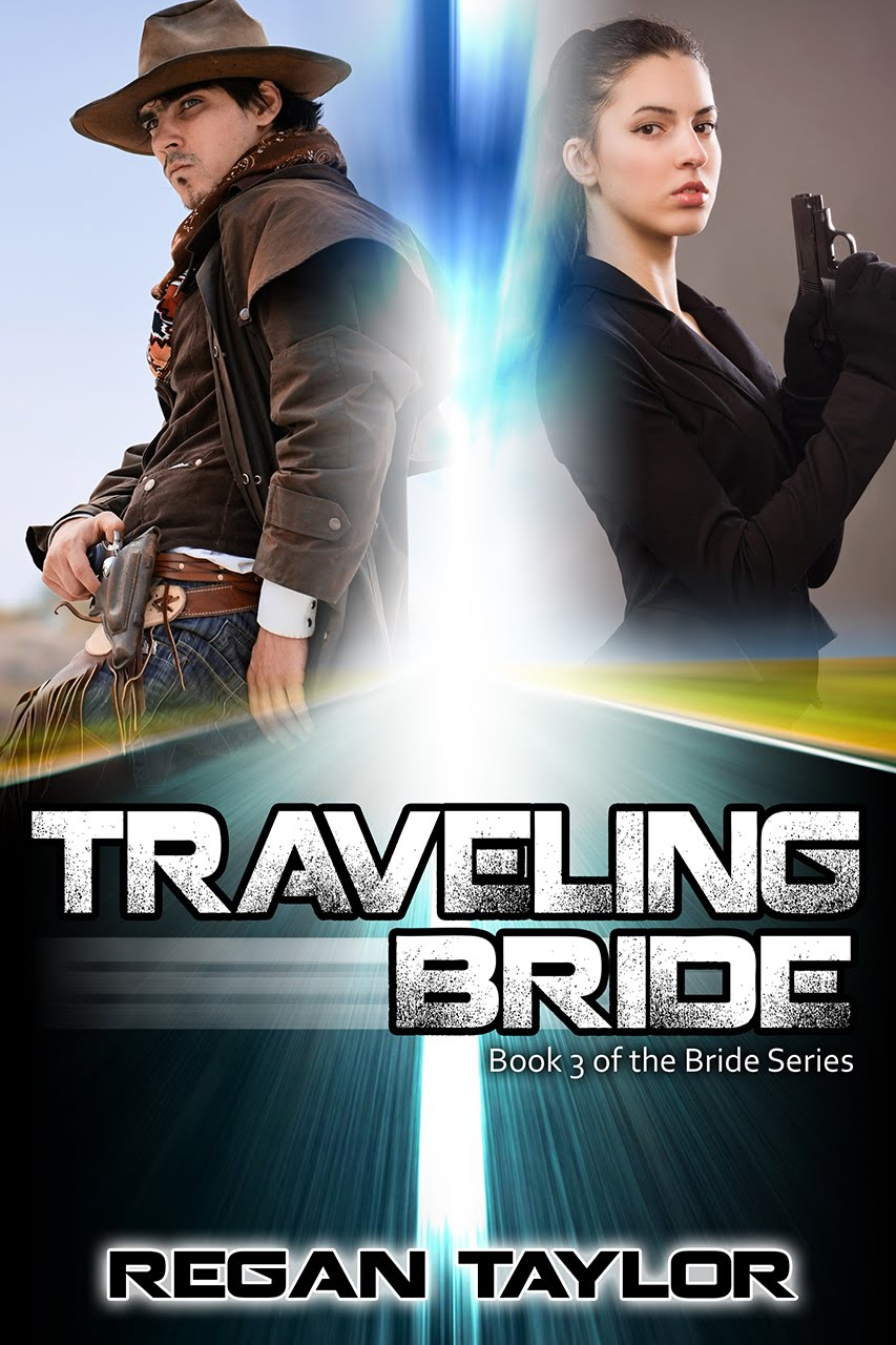 Traveling Bride by Regan Taylor
