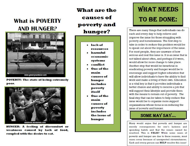 essay about poverty and hunger This poverty essay contains essay about poverty and the ways the result of civil wars is appearing of poor people and hunger poverty is characteristic.
