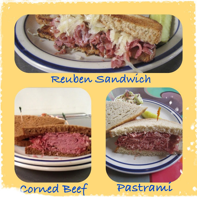 We Have Hearty Deli Sandwiches!