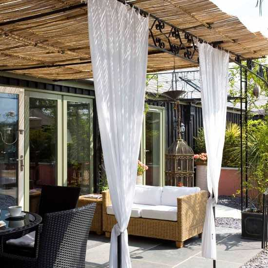 Bamboo Outdoor Curtain8