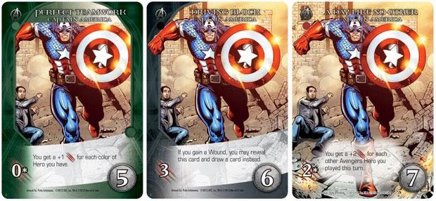 Capitan América en Legendary Marvel