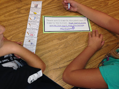 Getting Close with Math Problem Solving and a Freebie