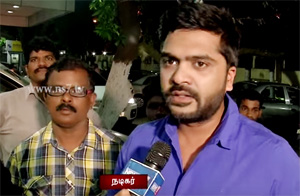 Simbu opens up about his comeback