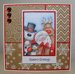 Christmas Card Tally 2014