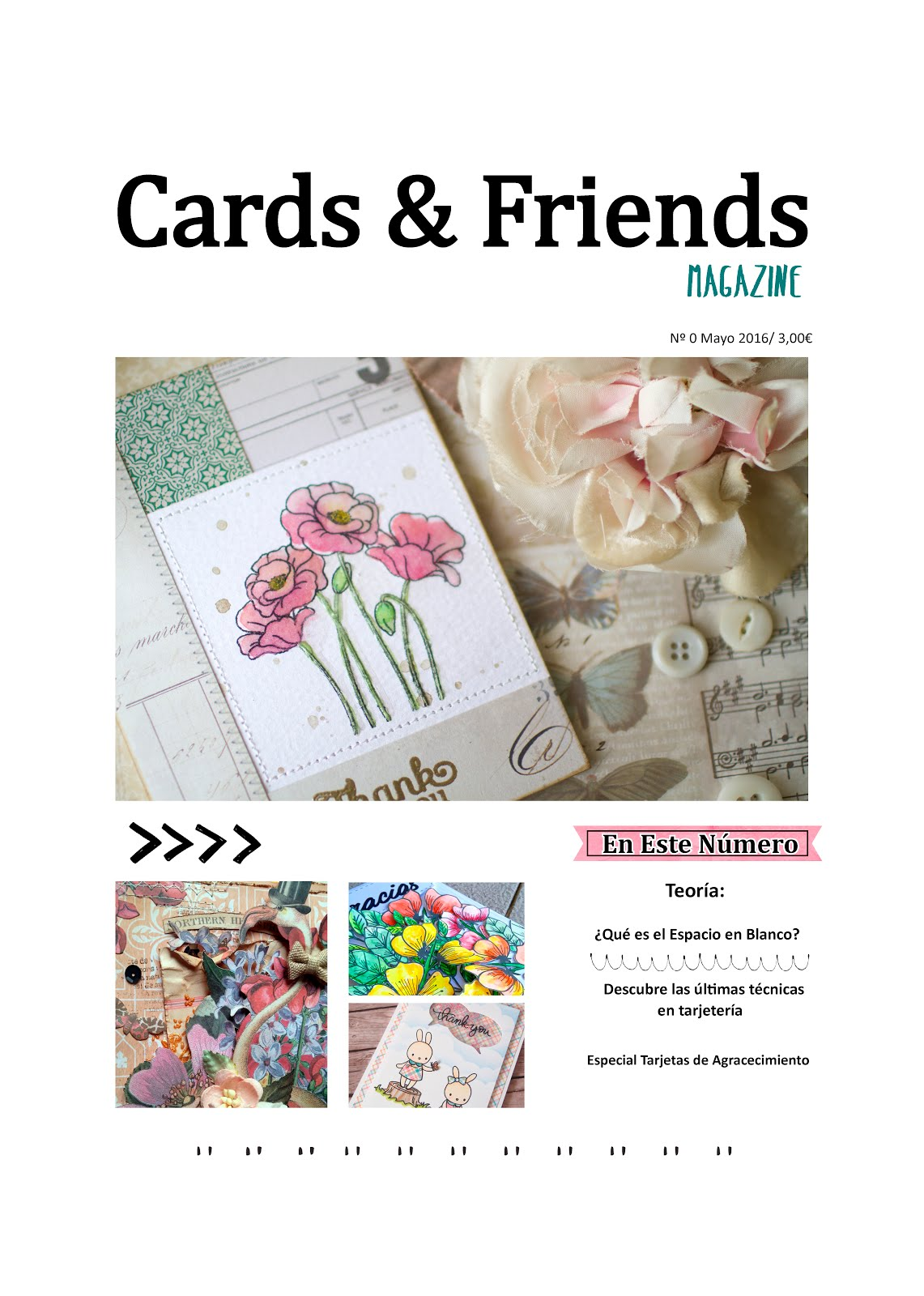 Revista Cards&Friends magazine