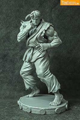 Ryu della PrototypeZ Studio