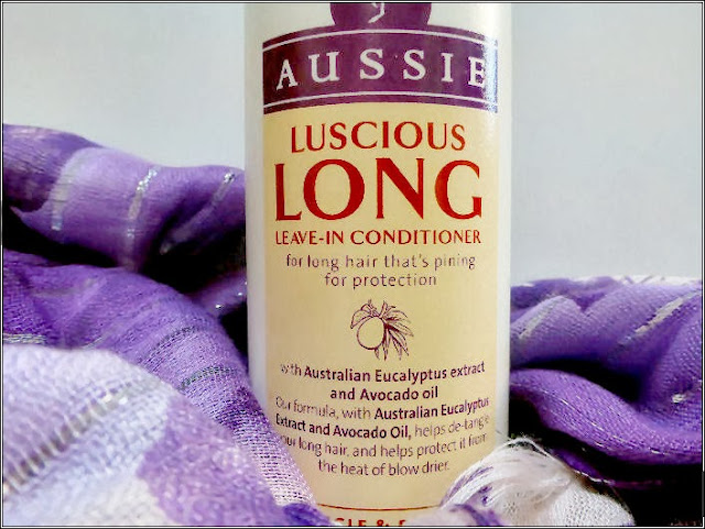 Aussie Luscious Long Leave-In Conditioner