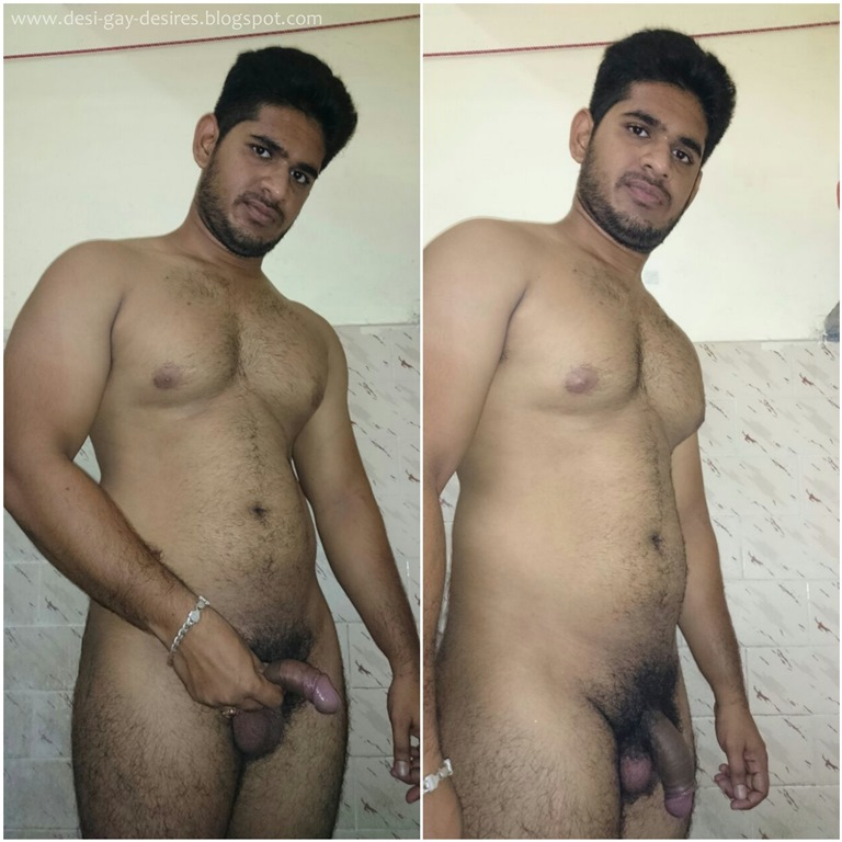 Nude Indian picture man
