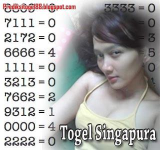 Prediksi Togel Singapura Hari Ini 1 November 2012