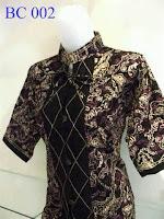 Batik Model Terbaru untuk Cowok