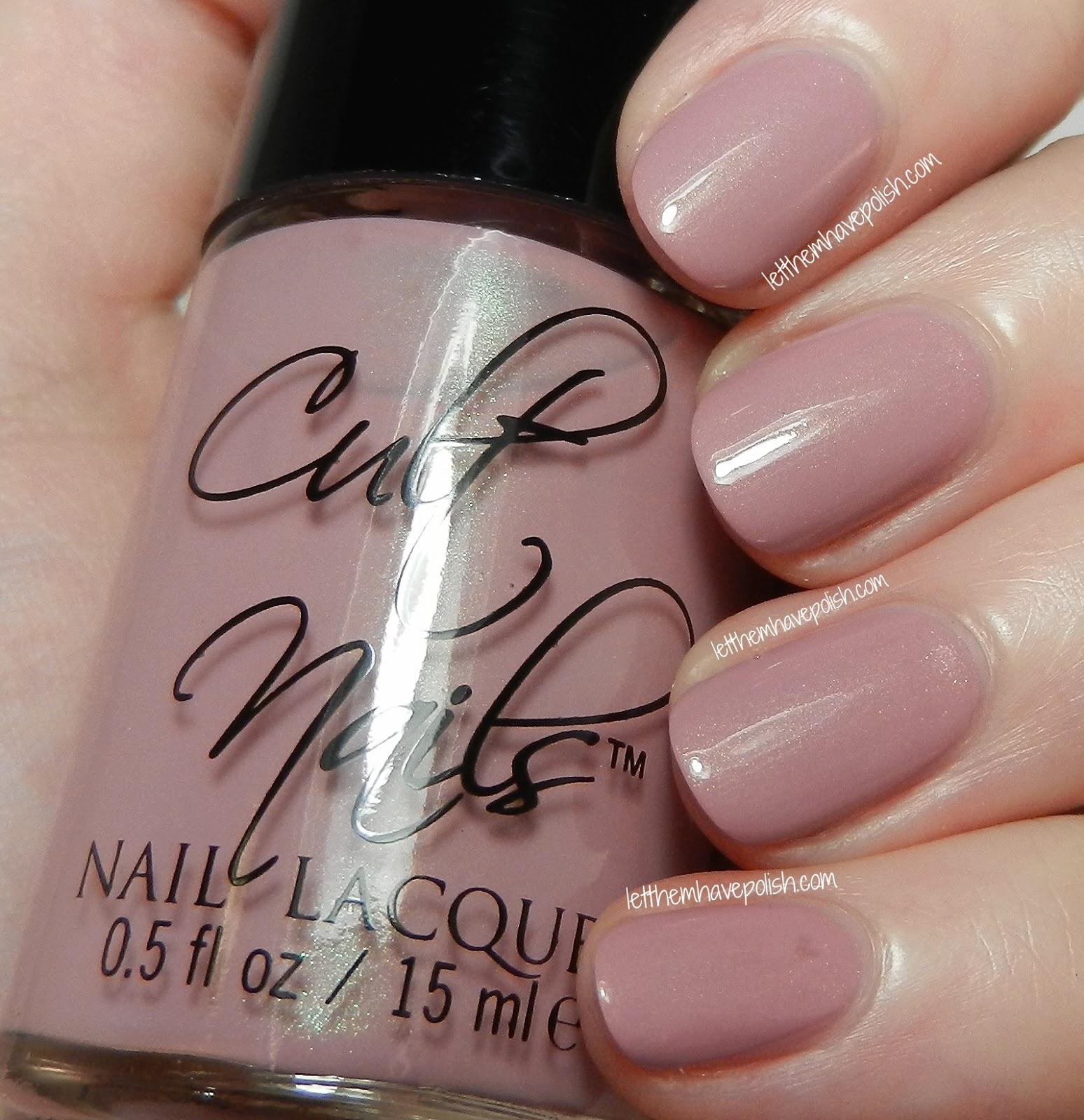 Let them have Polish!: Cult Nails Spring Radiance Nail Art