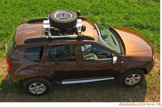 Accesorios Camperos Web Dacia Duster 4x4
