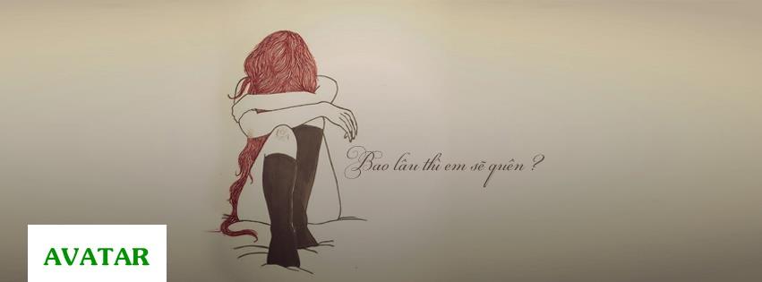 ảnh bìa cô đơn trong tình yêu