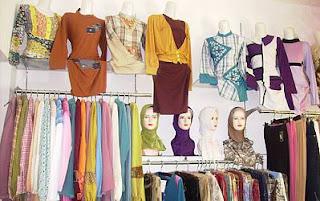 Bisnis Busana Muslim