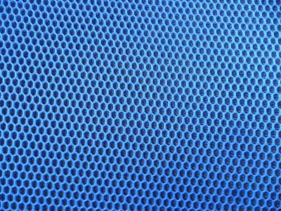 Textura de tela azul