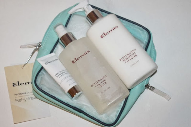 Limited Edition Elemis Radiance Collections
