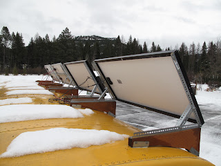The Life And Times Of Wild Blue Diy Solar Energy Part 2