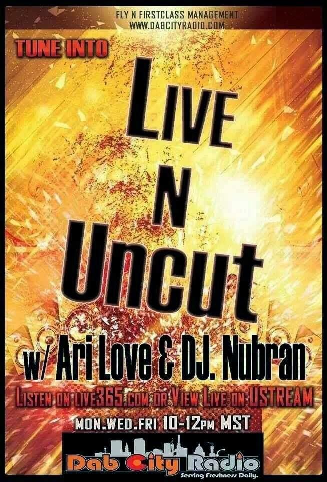 Ari Love & DapCityRadio.com