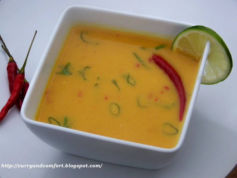 love the flavor of thai coconut flavored soups they are so rich and ...